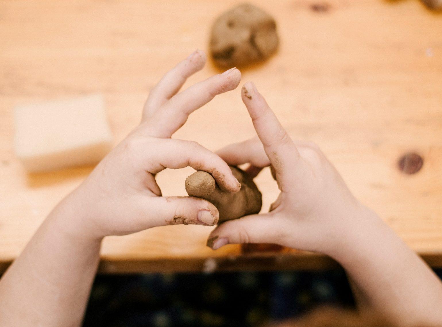 Мастер-классы по ручной лепке из глин